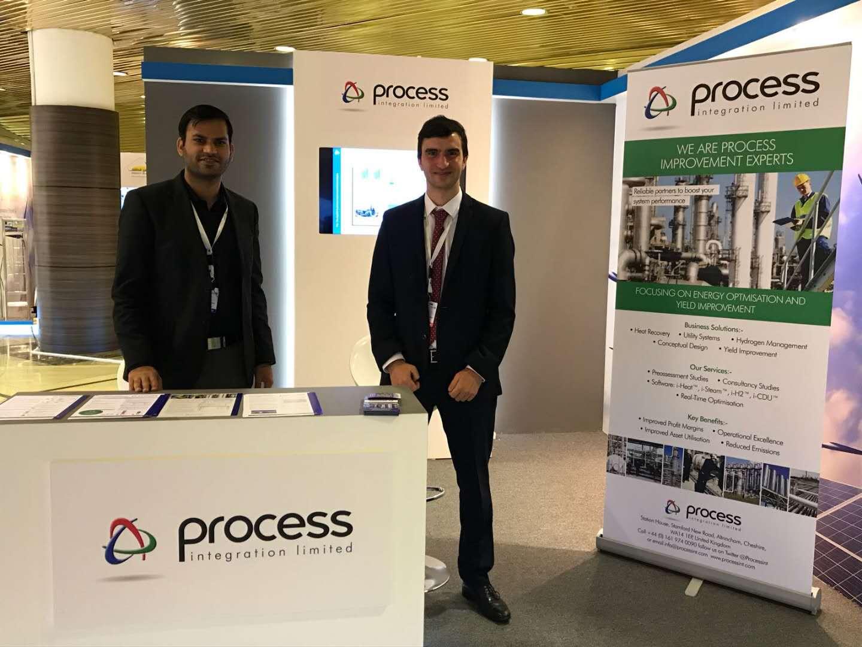 PIL Presented at Saudi Aramco's 2017 Energy Efficiency Forum